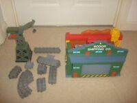 Thomas the tank play set