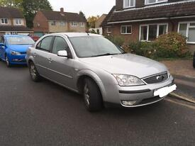 Ford Mondeo 1.8 Zetec 2005 A/C Cruise