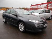 *RENAULT LAGUNA 1.5 DCI*MINT CONDITION*57 MPG*SIX SPEED*TOP SPEC*SAT-NAV*LEATHER*2 LADY OWNERS*£3995