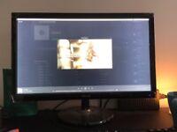 ASUS VS247HR Full HD LED Monitor