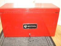 BRITOOL 6 DRAWER METAL TOOLBOX WITH KEY