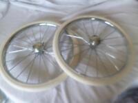 Silver cross wheels brand new unused