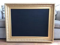 Large Antique Mirror Picture Frame