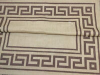 Brand new gorgeous big rug in great condition only £25