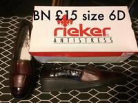 Rieker anti-stress shoes