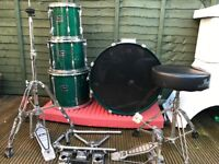 Drum Kit. Preal Export. Used.