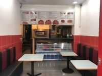 Takeaway Fast Food Chicken Shop Business For Sale - Equipment Included - Cheap Rent - Busy Main Road