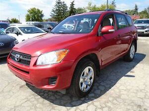 2012 Toyota RAV4 4WD***4 CYL***3 YEARS WARRANTY INCLUDED IN THE