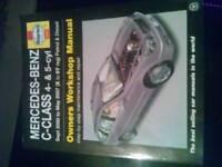 Mercedes c class haynes manual