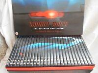 KNIGHT RIDER COMPLETE COLLECTORS SERIES DVD BOX SET 1-26