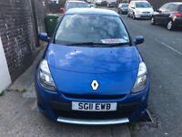 Renault Clio dynamic tom tom