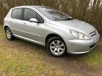PEUGEOT 307 - 1 YEARS MOT - CLEAN & RELIABLE