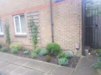 Two bedroom House with a large private garden