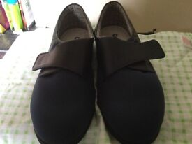 Cosy feet shoes