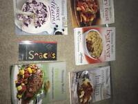 SlimmingWorld cook books