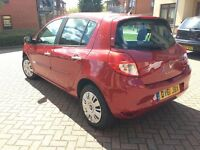 Renault Clio 1.5 Expression ECO DCI+, 5dr 2011 (61) FULL SERVICES HISTORY**