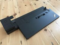 Lenovo ThinkPad Basic Docking Station - 65W (UK & Ire) 40A00065UK