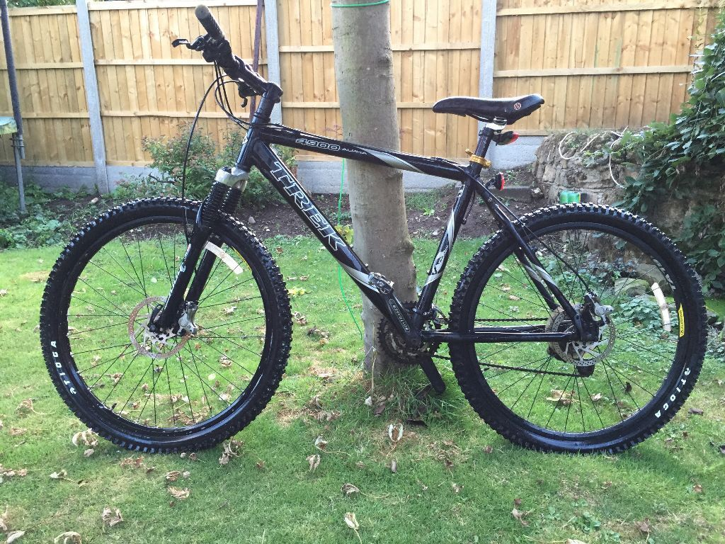 Trek 4900 for sale - Trek 4900 Hardtail Mountain Bike With Many Upgrades