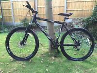 Trek 4900 Hardtail Mountain Bike with many upgrades