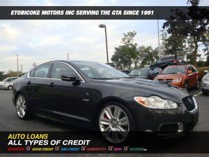2011 Jaguar XFR WOW /XFR/ REAR BEAUTIFULL TWO TONE INTERIO