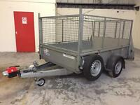 IFOR WILLIAMS GD84 Trailer
