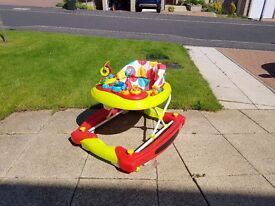 Nearly new Baby Walker