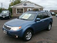 2009 Subaru Forester 2.5 X Touring Package Auto Sunroof
