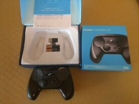 Steam controller used once