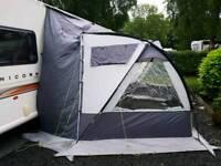 Caravan and motor home