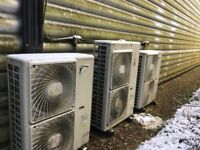 Daikin Commercial Heating Air Conditioning Split System/Office Aircon & Heating