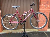 Raleigh Ladies Mountain Bike - Fully Serviced