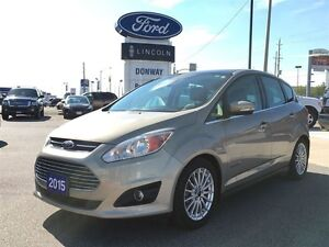 2015 Ford C-Max FULLY LOADED HYBRID, 1 OWNER