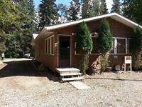 cabin for sale at morin lake Saskatchewan.