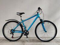 "SERVICED, (4185) 26"" 16"" Aluminium APOLLO CHARM MOUNTAIN BIKE Small ADULT BICYCLE Height: 155-170 cm"