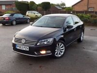 Volkswagen Passat 2.0 TDI BlueMotion Tech Highline 4dr (startstop)