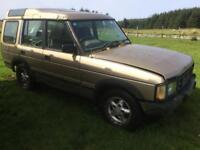 200tdi landrover discovery for spares defender