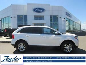 2013 Ford Edge Limited [Rear View Camera]