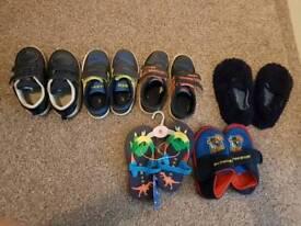 Size 8 boys shoe bundle