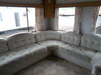 37'x12' 3 Bedroom Static Caravan
