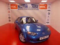 Mazda MX-5 I (HARD TOP & FULL LEATHER) FREE MOT'S AS LONG AS YOU OWN THE CAR!!! (blue) 2006