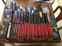Fantasy fiction novels - Jane Oliver, Charlene Harris, Laurel k Hamilton. -great condition x 50