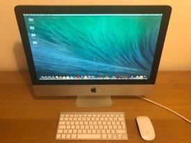 Apple iMac + wireless keyboard & mouse (Late 2009)