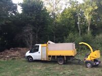 JWA professional tree and garden services.