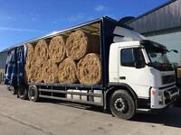 2017 Top Quality Hay in Round Bales Delivered