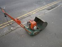 sufolk colt petrol motor mower lawnmower
