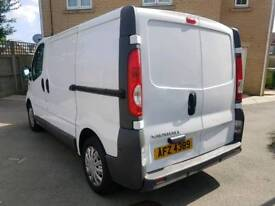 Vauxhall vivaro 2.0 cdti