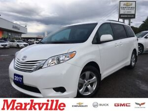 2017 Toyota Sienna LE 8 Passenger-CERTIFIED PREOWNED