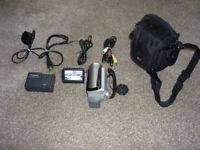 Panasonic HDD Camcorder SDRH20 & Accessories
