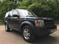 2006 LAND ROVER DISCOVERY 3 2.7 TDV6 MANUAL