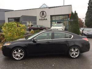2012 Acura TL ELITE NAVI AWD ACURA CERTIFIED FULL 7 YEARS 130K